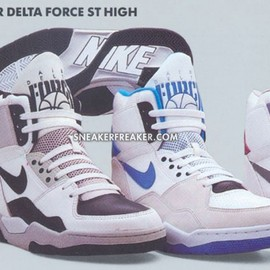 NIKE - Air Delta Force ST High