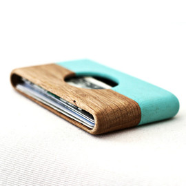 Haydanhuya - Wood Wallet