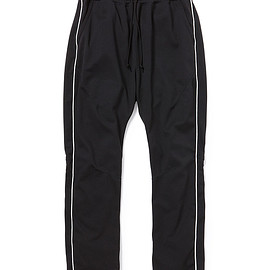 nonnative - HIKER EASY PANTS TAPERED FIT P/R/P JERSEY