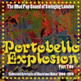 Various Artists - portobello explosion