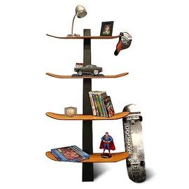 skateboard shelves Skateboard Shelf