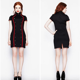 HELL BUNNY - MARLENE DRESS