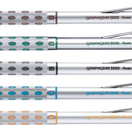 Pentel - The Pentel GraphGear 1000 Pencil