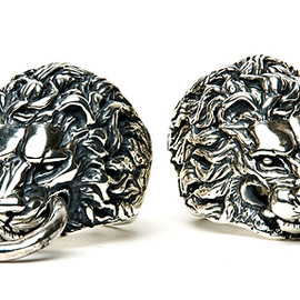 BILL WALL LEATHER - LION RING