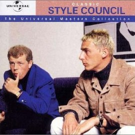 The Style Council - Classic Style Council ユニバーサル・マスターズ・コレクション