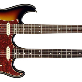 Fender Japan - ST-W (Fender Japan 30th Anniversary)