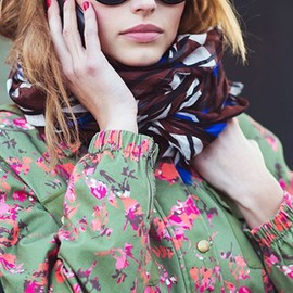 florals/spring style