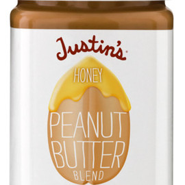 Justin's Nut Butter - Justin's Natural Honey Peanut Butter