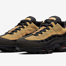 NIKE - Air Max 95 Essential - Black/Cosmic Clay