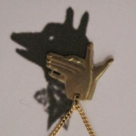 Aquvii - Shadow Necklace-wolf-