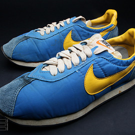 NIKE - Waffle Trainer  (MADE IN JAPAN)
