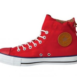 CONVERSE - CONVERSE ALL STAR MOUNTAIN PARKA HI RED
