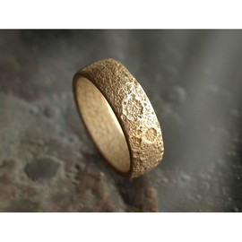 cunicode - Moon ring
