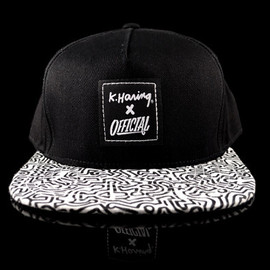 OFFICIAL - Keith Haring Black
