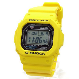 G-SHOCK - CASIO G-SHOCK G5600A-9/イエロー