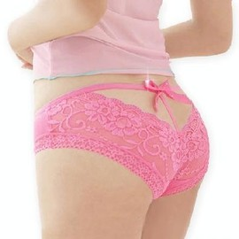 New Sexy Butterfly Lace Womens Panties