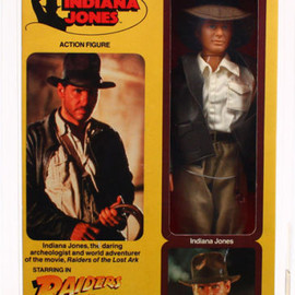 kenner - Vintage Indiana Jones 12""