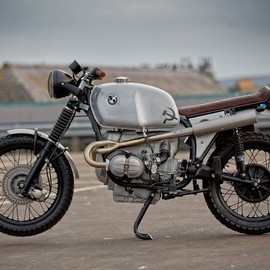 Kevils Speed Shop - Sputnik 1978 BMW R80/7