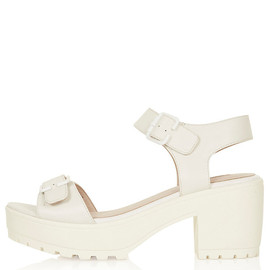 TOPSHOP - NATION 2-PART CLEATED SANDALS