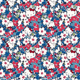 Liberty - Hello Kitty × Liberty London Fabric
