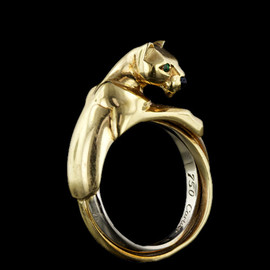 Cartier -  Panther Ring