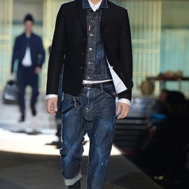 Dsquared2 - Men's RTW Fall 2014 - Slideshow