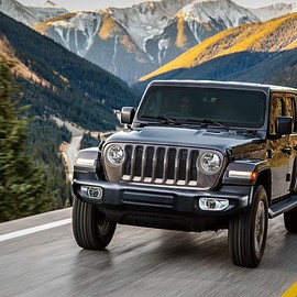 Jeep - Wrangler JL Unlimited Sahara Launch Edition