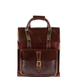 Dr.Martens - Dr Martens Leather Backpack -charro