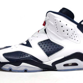 NIKE - AIR JORDAN VI RETRO 「LIMITED EDITION for BRAND JORDAN LEGACY」