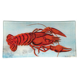John Derian Company - TRAY-Painted Lobster