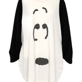 Candy Stripper - SNOOPY ONE-PIECE