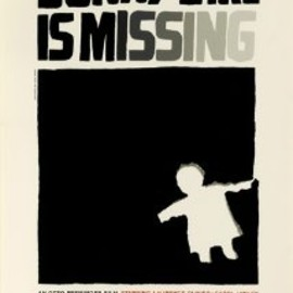Saul Bass - Bunny Lake Is Missing (1965) Poster