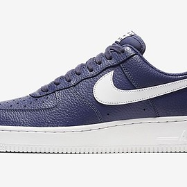 """NIKE - AIR FORCE 1 '07 LOW """"Blue Recall/White"""" AA4083-401"""