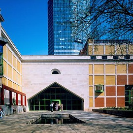 London, James Stirling - Clore Gallery at Tate Britain