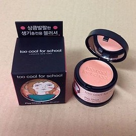 TOO COOL FOR SCHOOL - TOO COOL FOR SCHOOL PLAY CHEEK ANGEL BLUSHER SWEET PEACH
