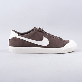 NIKE SB - Zoom All Court CK (Baroque Brown / Ivory)