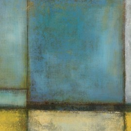 InGallery.com - Ante Meridiem II by Joel Giovanni Fine Art Canvas 20 x 20 in Gallery Wrap Wall Decor