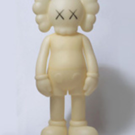 MEDICOM TOY - KAWS COMPANION(GLOW IN THE DARK)