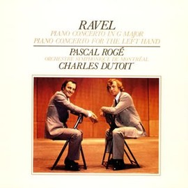 Pascal Roge / Charles Dutoit - ラヴェル:ピアノ協奏曲 / Ravel Piano Concerto in G Major