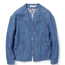 nonnative - LABORER BLOUSON - C/L 7oz DENIM