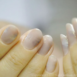 COMMON - [白樺の木]fresh green shirakaba nail