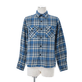 FIVEBROTHER - XTRA HEAVY FLANNELFWORK SHIRTS