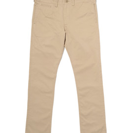 bal - TAPERED FIT CHINO
