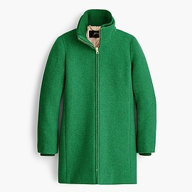 J.CREW - Lodge coat in Italian stadium-cloth wool