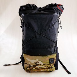 山と道 - MINI X-Pac ver MULTICAM Bottom