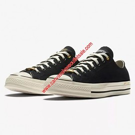 CONVERSE - Converse Shoes Chuck 70 30 And 40 Canvas Low Top Black
