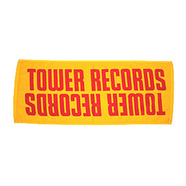 TOWER RECORDS - TOWER RECORDS スタンダードタオル 1