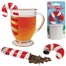 DCI - Candy Cane Tea Infuser