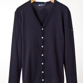 SAINT JAMES - COTTON CARDIGAN