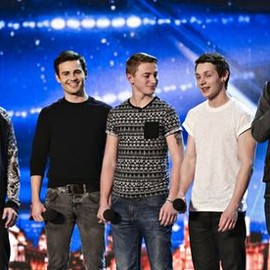 Collabro - Britain's Got Talent 1. Audition